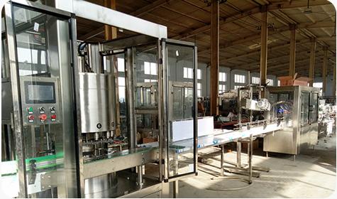 白酒guanzhuangsheng产线