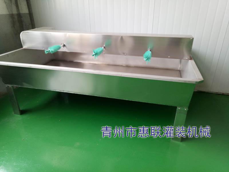 SP-6头简易洗瓶机