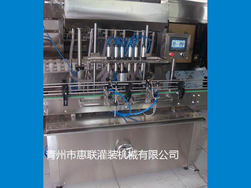 车yong尿su防冻液玻li水剂灌装机