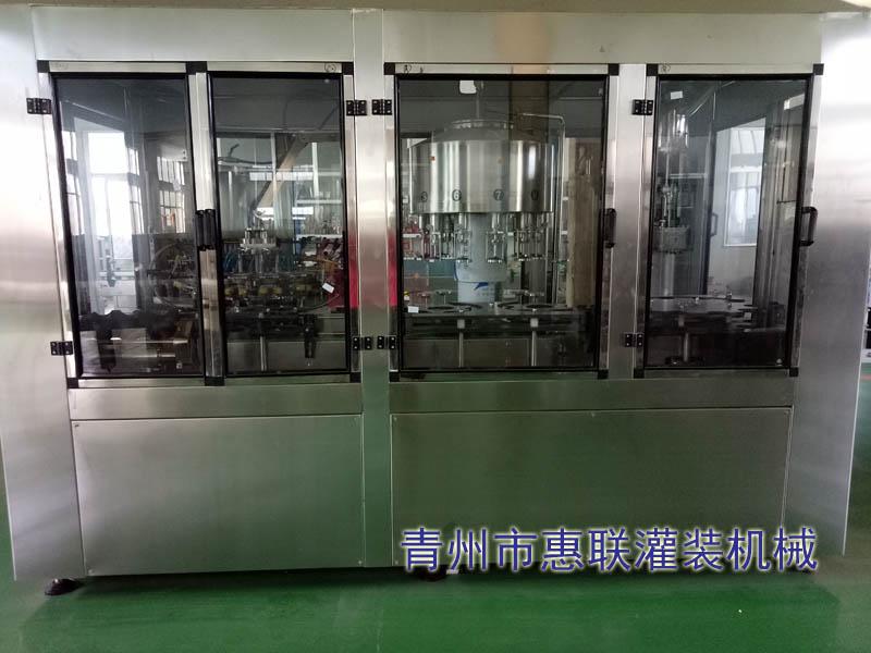CGF-16-12-1三合yi葡tao酒灌装机
