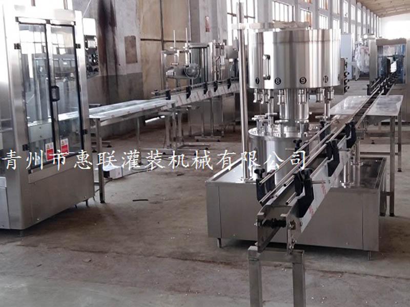 白酒灌装生产线
