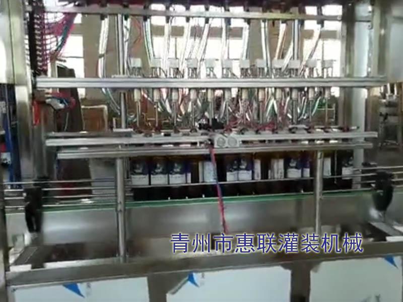 全自动jiang油cuguanzhuang机